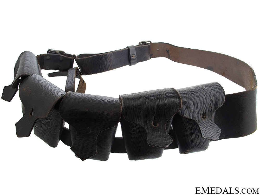 eMedals-British Five Pocket Infantryman Bandolier