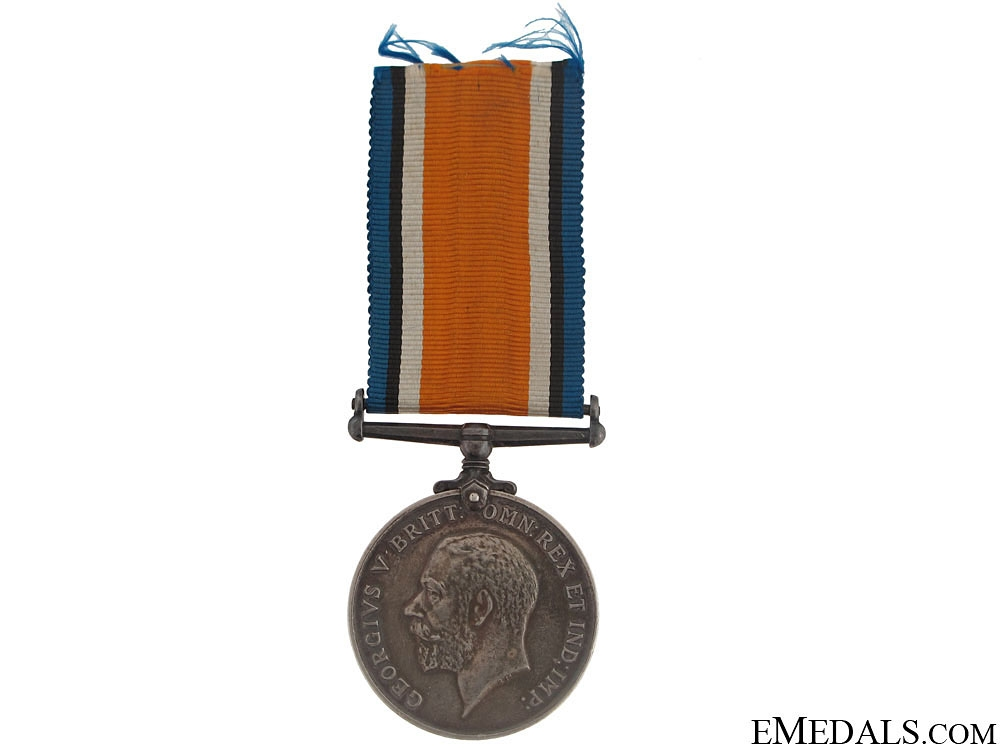 eMedals-British War Medal - Canadian Forestry Corps