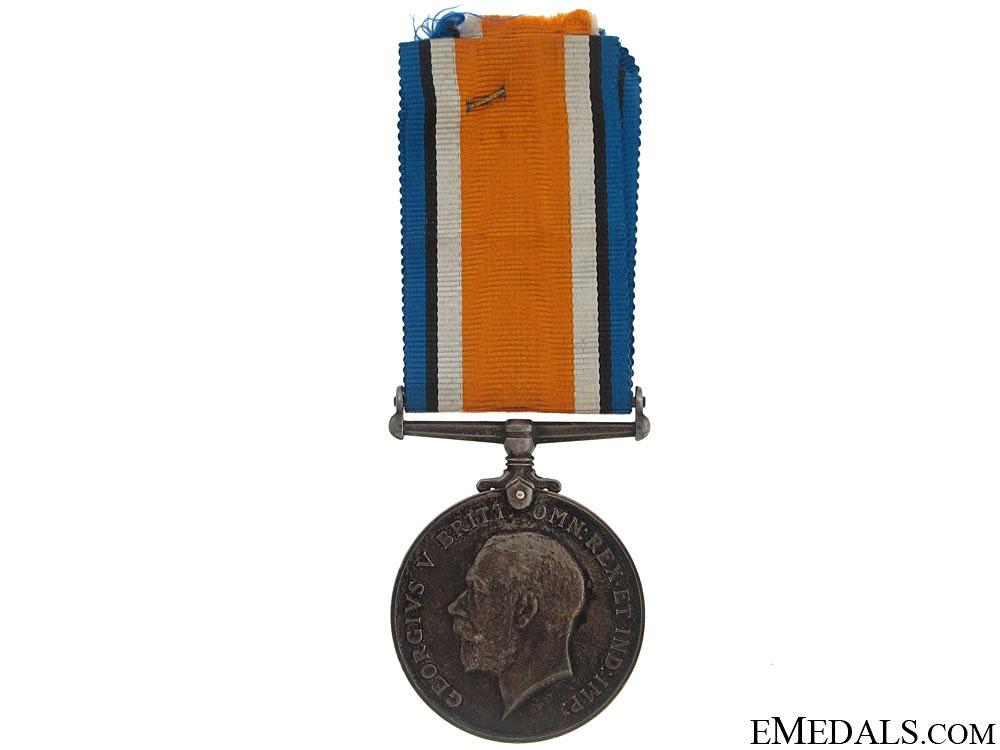 eMedals-British War Medal - Canadian Garrison Artillery