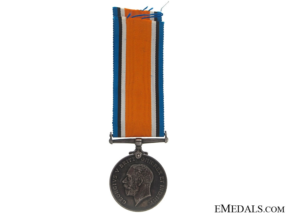 eMedals-British War Medal - Army Veterinary Corps