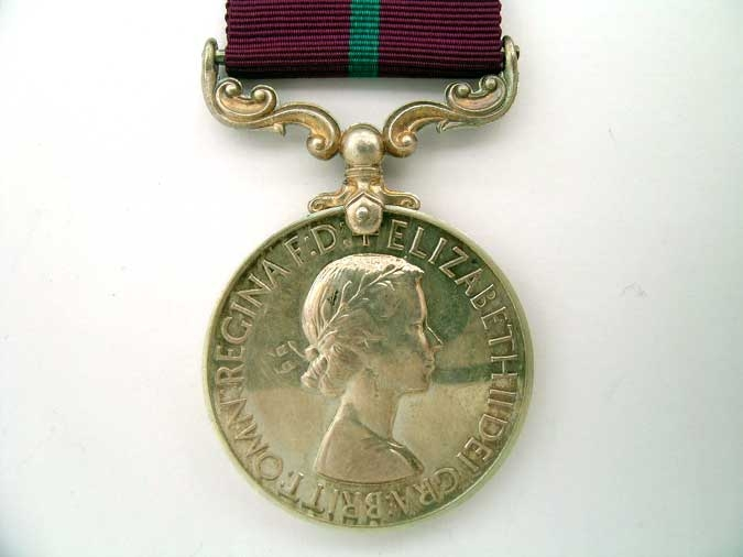 eMedals-NEW ZEALAND, MERITORIOUS SERVICE MEDAL