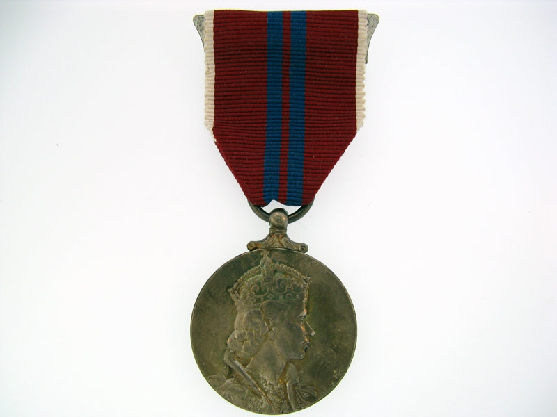 eMedals-Coronation medal 1953