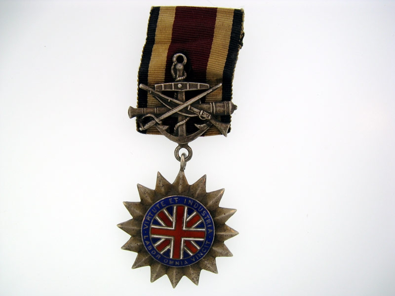 eMedals-Corps of Commissionaires Medal