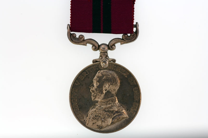 eMedals-George V 'Commonwealth of Australia' M.S.M.