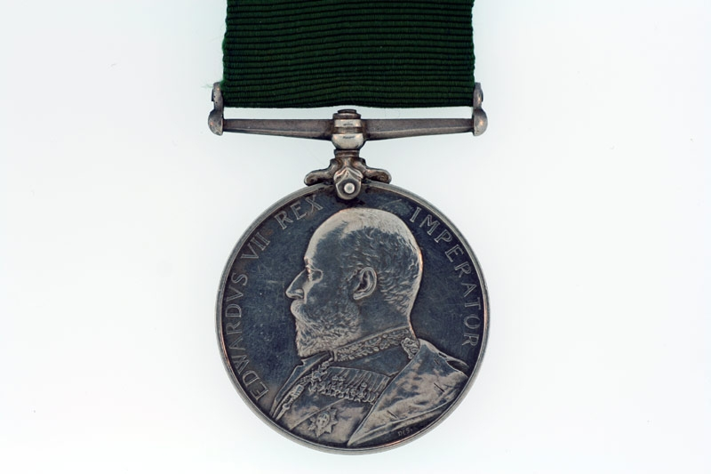 eMedals-Colonial Auxiliary Forces Long Service Medal,