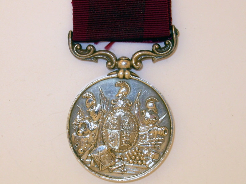 eMedals-Army Long Service & Good Conduct Medal,