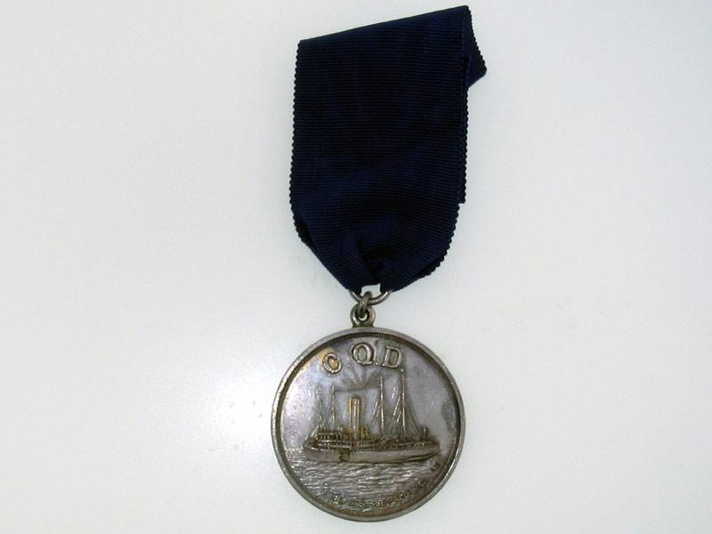 eMedals-C.O.D. Medal, Silver
