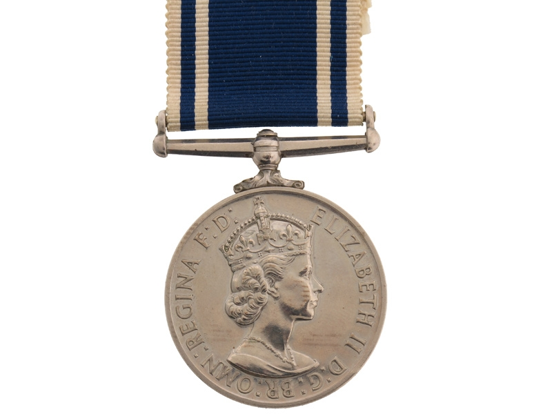 eMedals-Police Long Service and Good Conduct Medal.