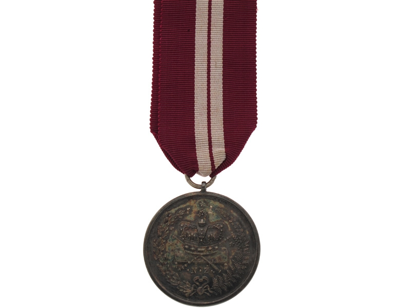 eMedals-New Zealand Long and Efficient Service Medal