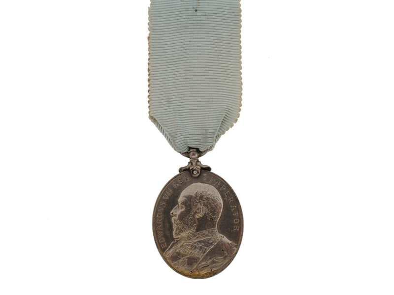 eMedals-Militia Long Service and Good Conduct Medal