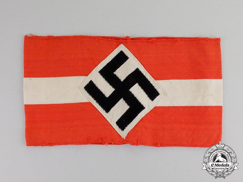 eMedals- Germany. An HJ Member's Armband