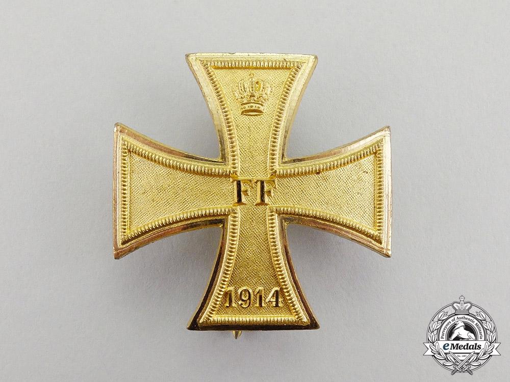 eMedals-  Mecklenburg-Schwerin. A 1914 Issue Military Merit Cross First Class