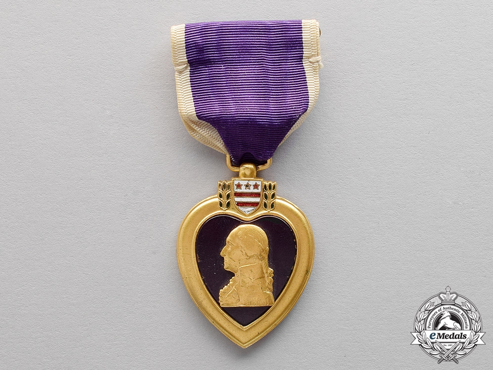 eMedals-WWI Purple Heart - Numbered