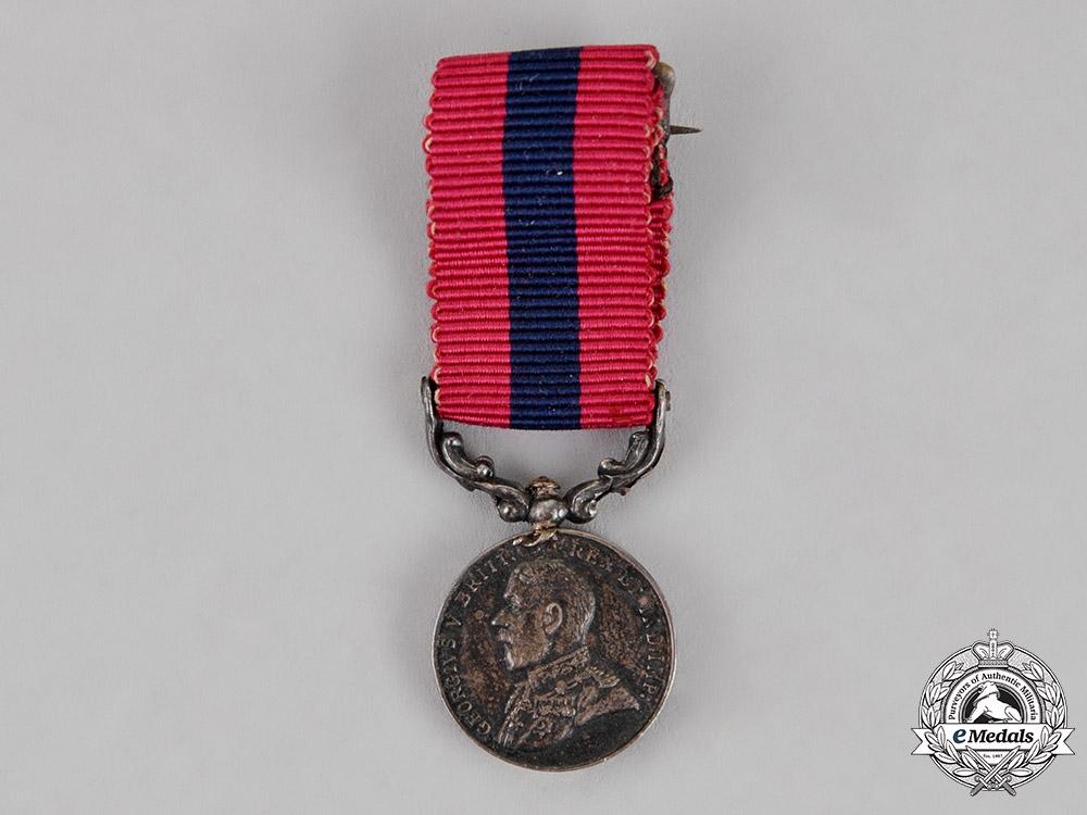 eMedals-United Kingdom. A George V Distinguished Conduct Medal
