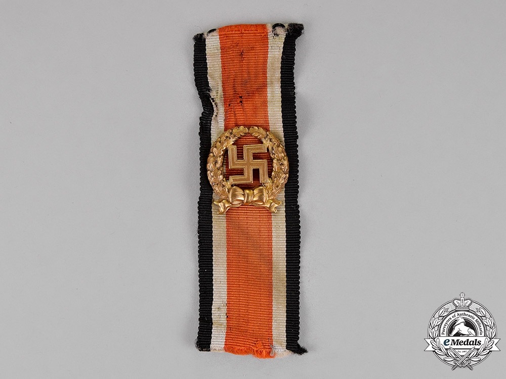 eMedals-Germany.  An Army Honor Roll Clasp