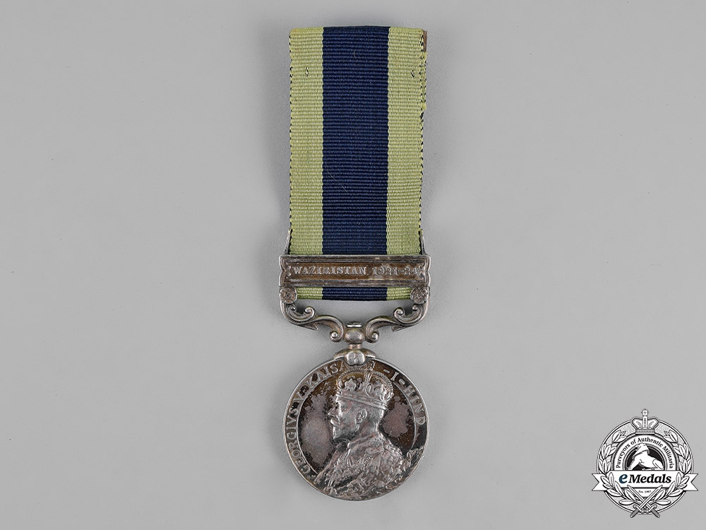 eMedals-United Kingdom. An India General Service Medal 1908-1935, 10th Baluch Regiment