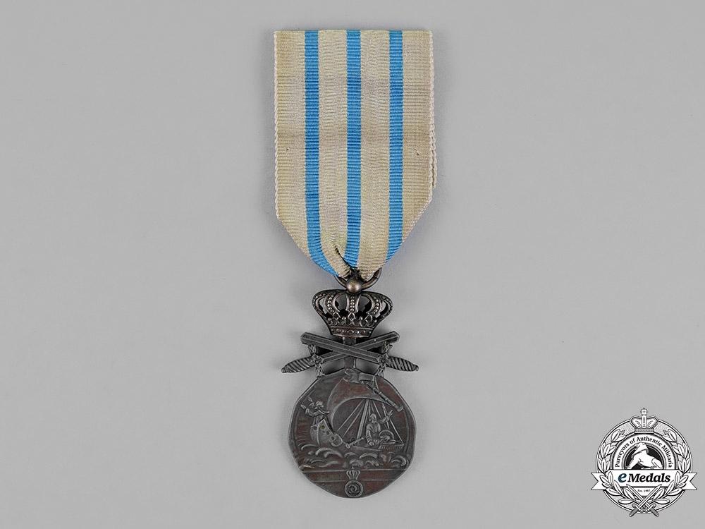 eMedals-Romania, Kingdom. A Maritime Bravery Medal, 1926