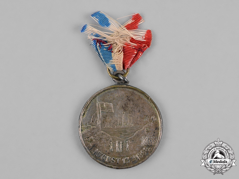 eMedals-Philippines. A Medal of Honour for the St. Louis World's Fair of 1904