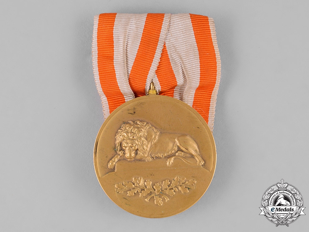 eMedals-Hesse-Kassel. A 100-Year Commemorative Jubilee Medal; Mounted