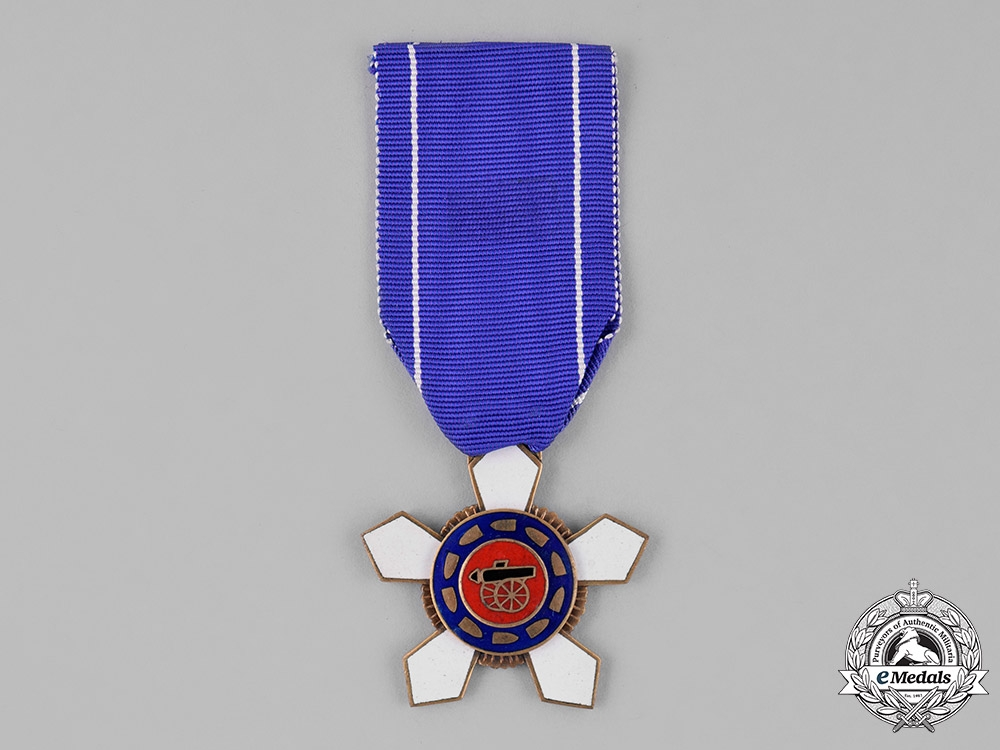 eMedals-Korea, Republic, South Korea.  An Order of Military Merit, Inheon Grade