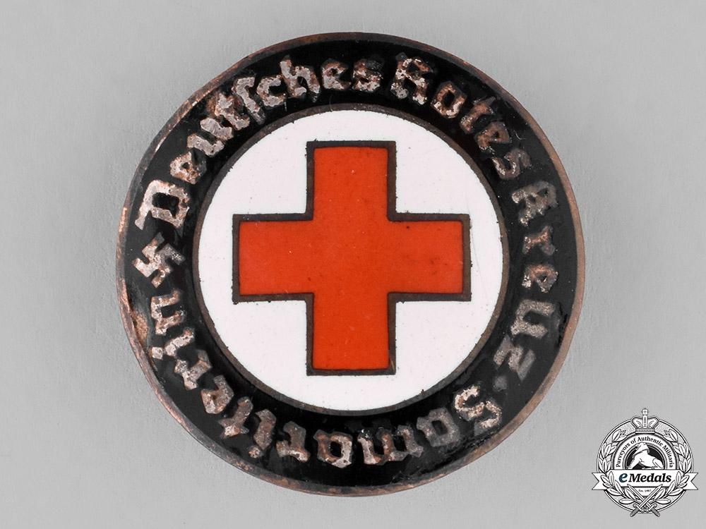 eMedals-Germany. A German Red Cross Nurse's Badge