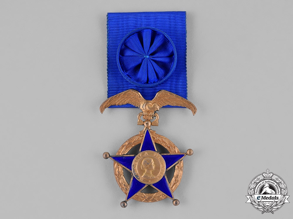eMedals-Chile, Republic. An Order of Merit, Officer's Cross, c.1950