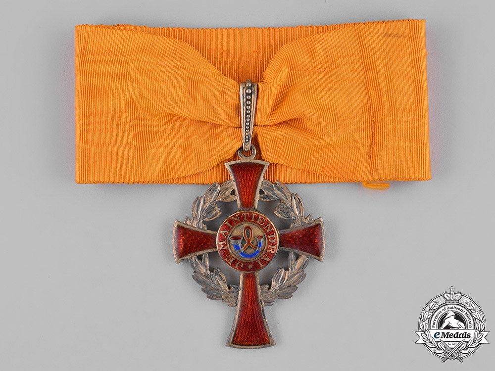eMedals-Netherlands, Kingdom. An Order of the House of Orange, II Class Commander, c.1950