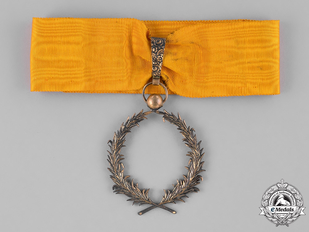 eMedals-Portugal, New State Period. An Order of Public Instructions, Commander, c.1930