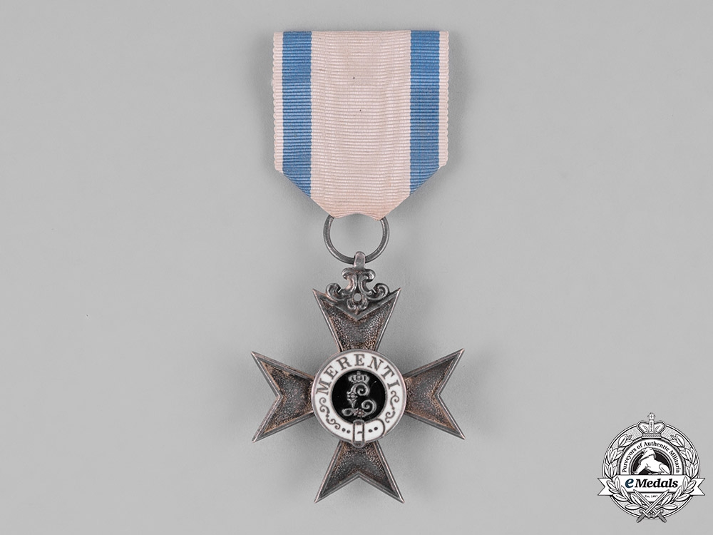 eMedals-Bavaria, Kingdom. A Bavarian Military Merit Cross Second Class