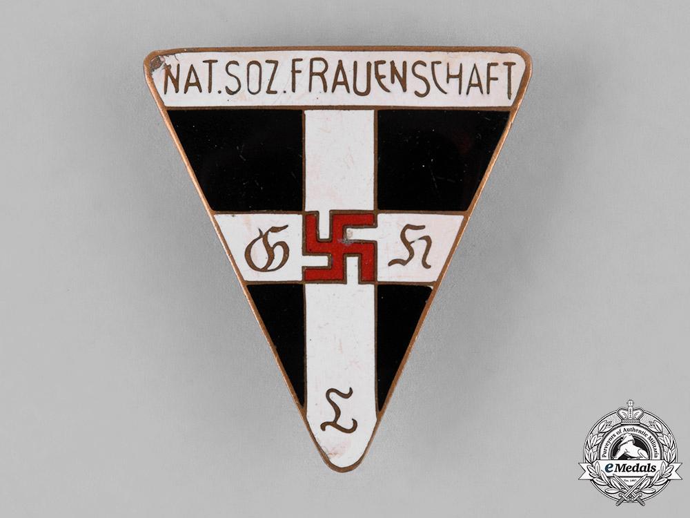 eMedals- Germany, NS-Frauenschaft. A National Socialist Women's League Member's Badge