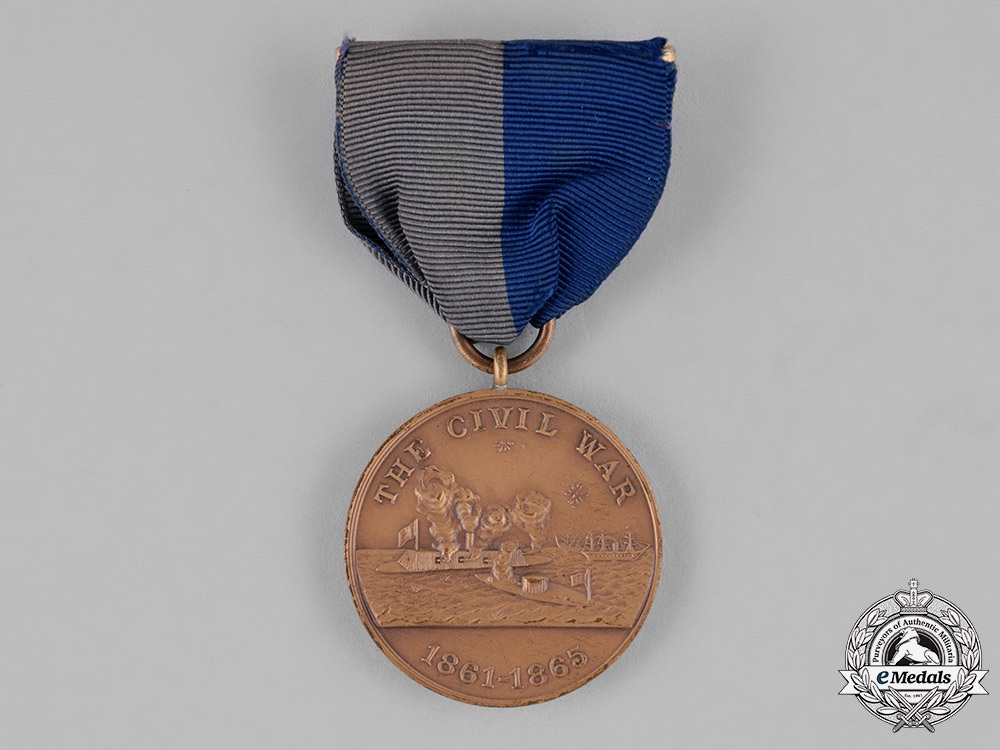 eMedals-United States. A Marine Corps Civil War Campaign Medal