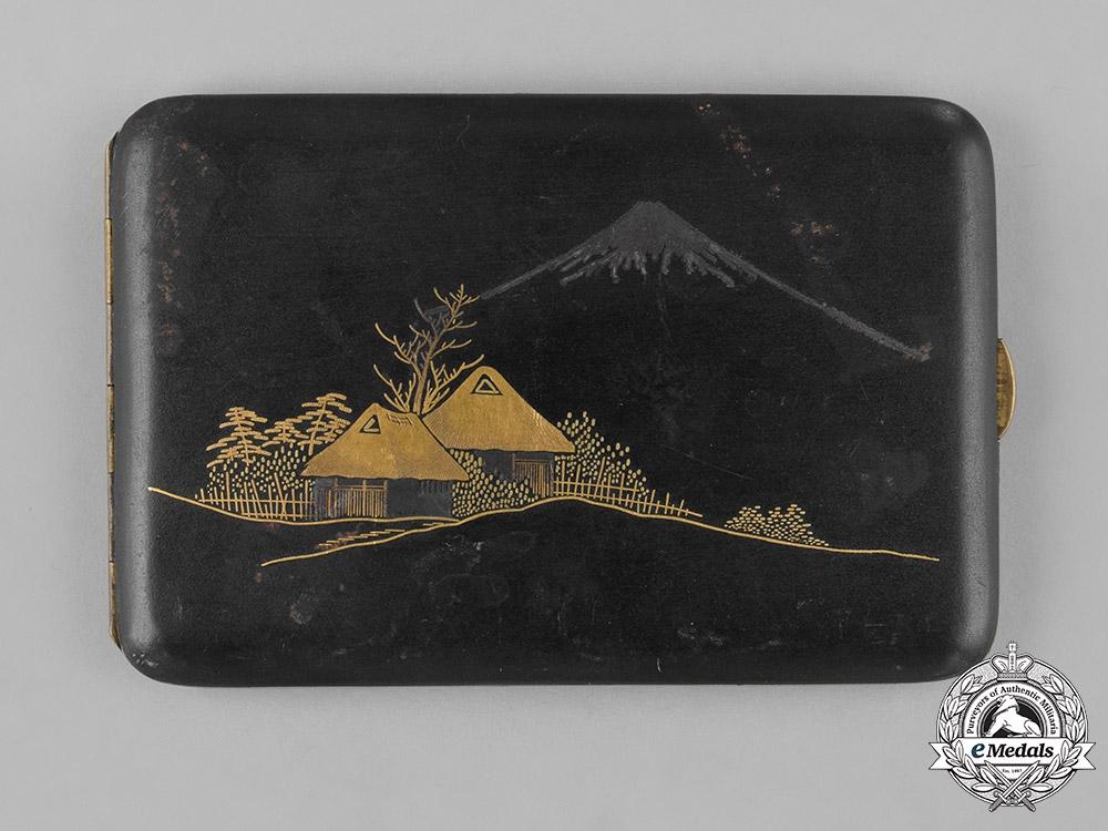 eMedals-Japan, Empire. A Cigarette Case
