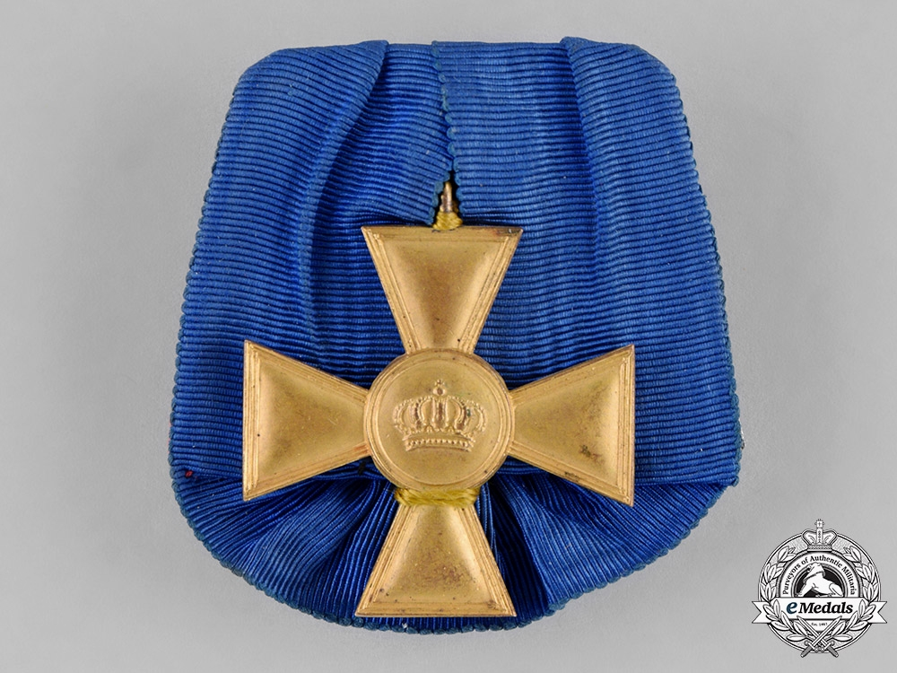 eMedals-Germany, Imperial. A Prussian 25-Year Long Service Medal