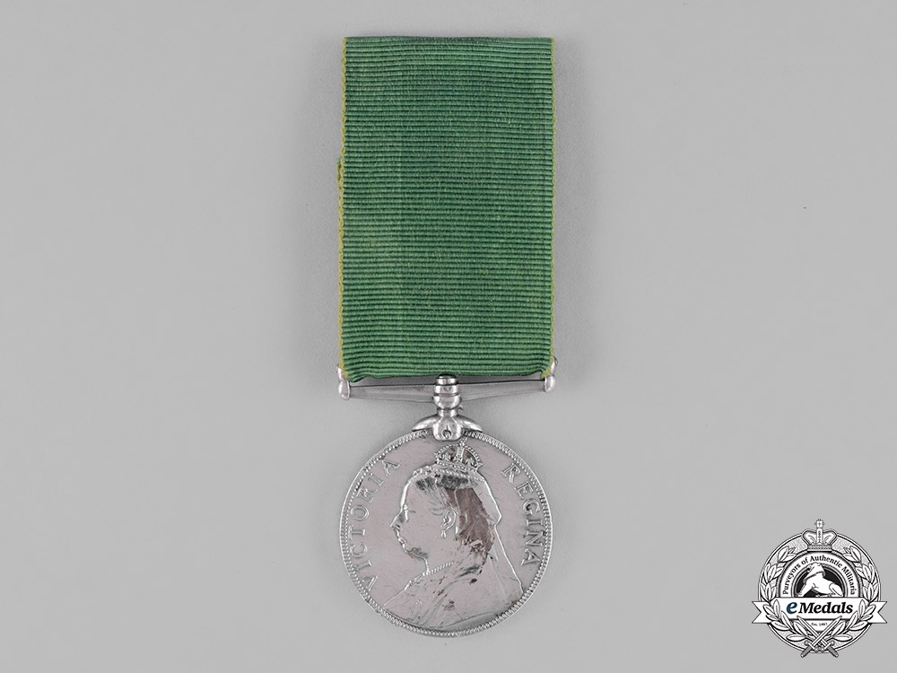 eMedals-Great Britain. Volunteer Long Service and Good Conduct Medal, Unnamed