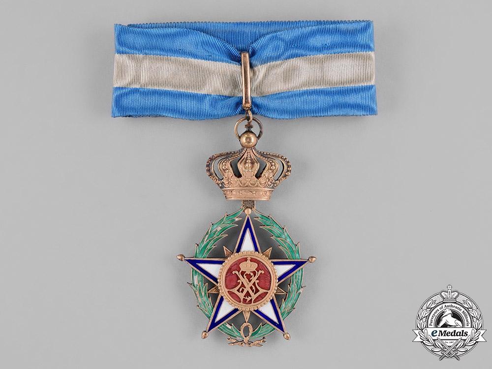 eMedals-Belgium, Kingdom. An Order of the African Star, Commander, by Fernand-Fisch, c.1945