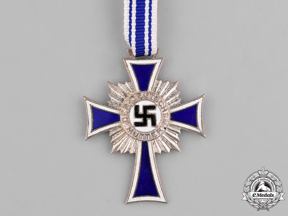 eMedals-Germany, Third Reich. An Honour Cross of the German Mother, Silver Grade
