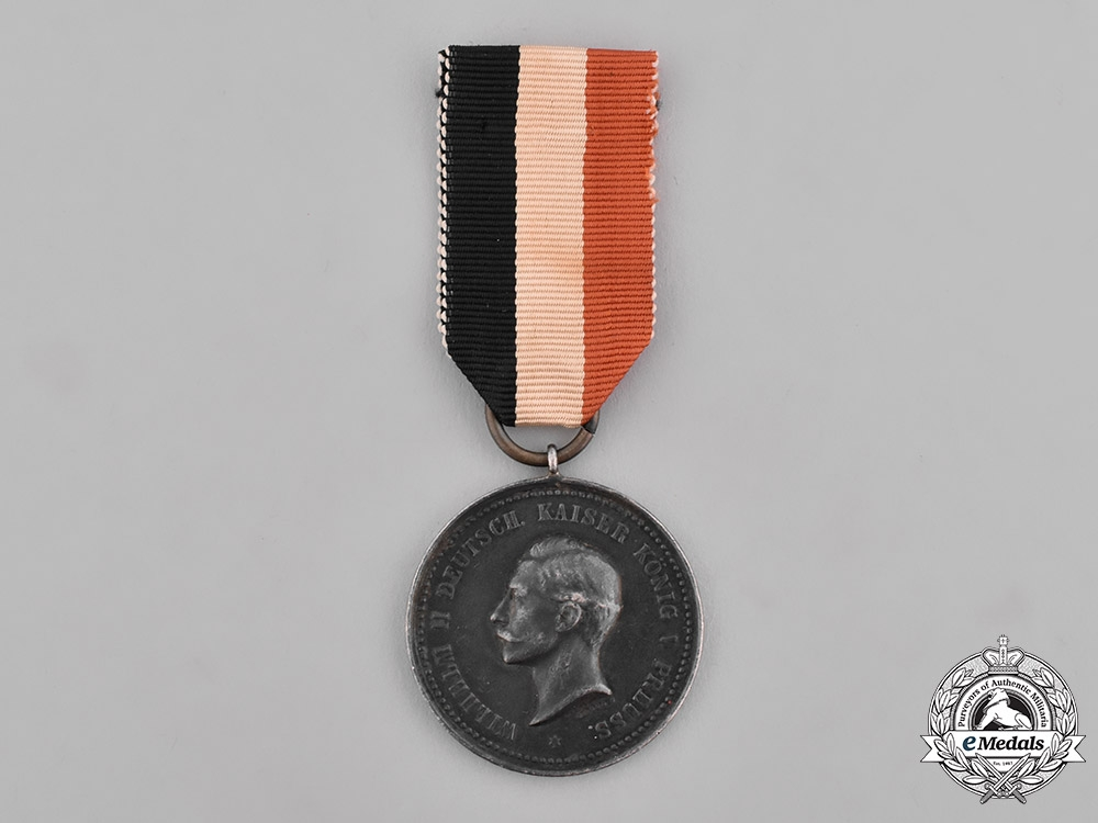 eMedals-Germany, Imperial. A Wilhelm II Shooting Award Belonging to Gilbert Wolf