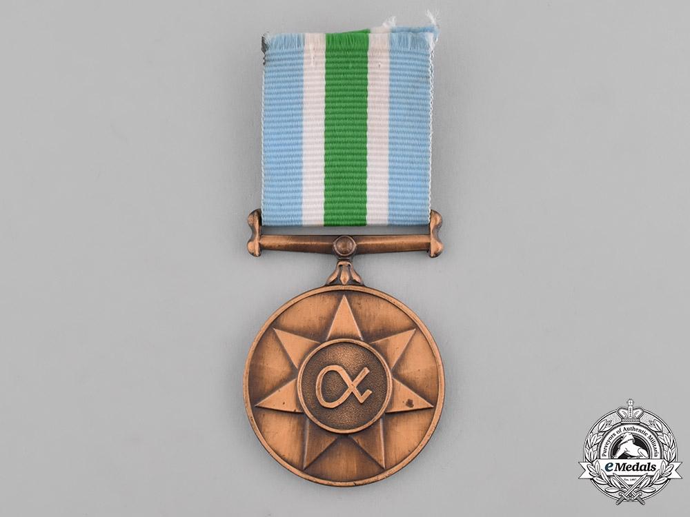 eMedals-South Africa, Republic. A Unitas Commemorative Medal