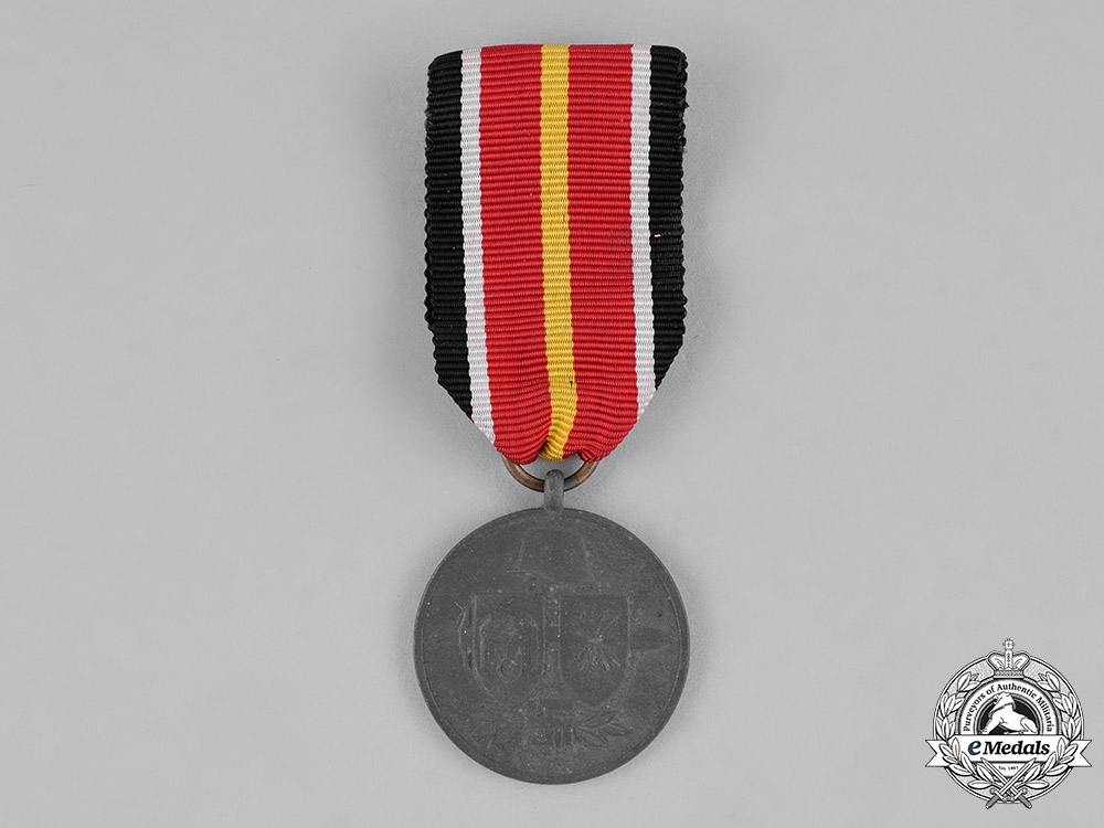 "eMedals-Germany, Heer. A 1944 Campaign Medal for the Spanish ""Blue Division"" Volunteers in Russia"