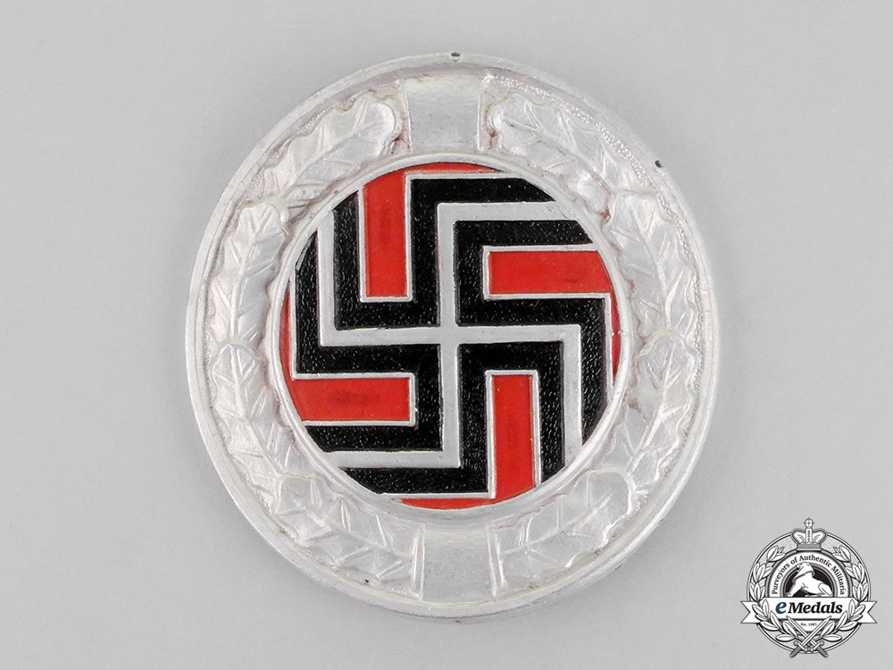 eMedals- Germany. A Badge of the Wehrmacht Croatian Regiment