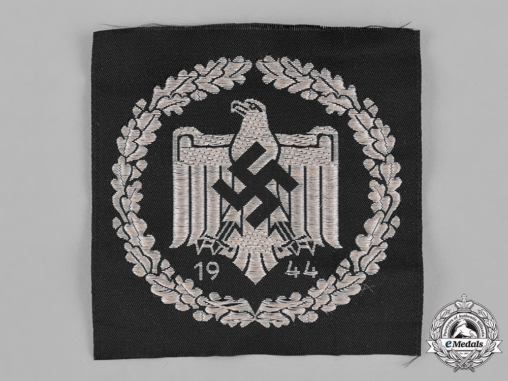 eMedals-Germany, NSRL. A 1944 National Socialist League of the Reich for Physical Exercise (NSRL) Sports Shirt Eagle