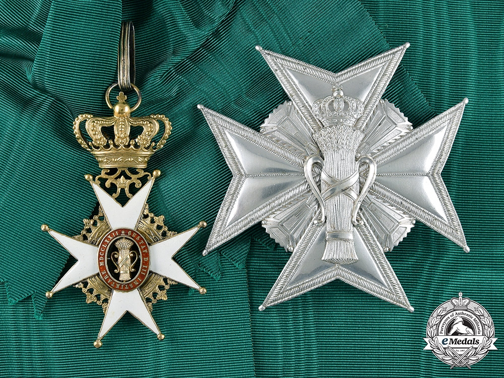 eMedals-Sweden, Kingdom. An Order of Vasa, I Class Grand Cross, c.1951