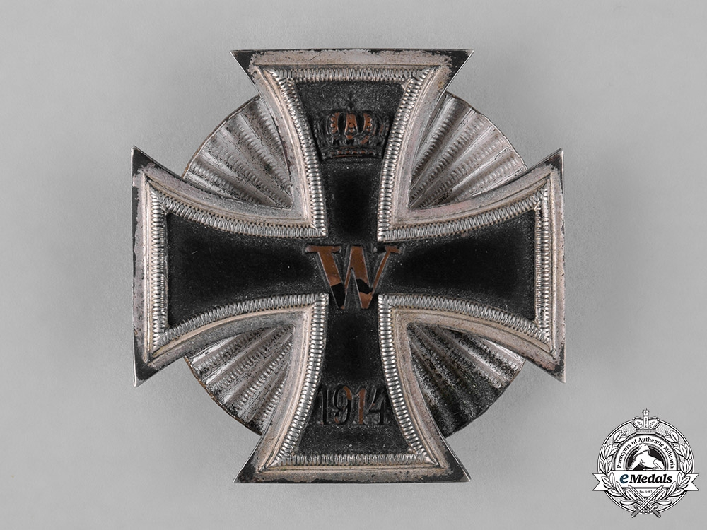 eMedals-Germany, Imperial. A 1914 Iron Cross, I Class