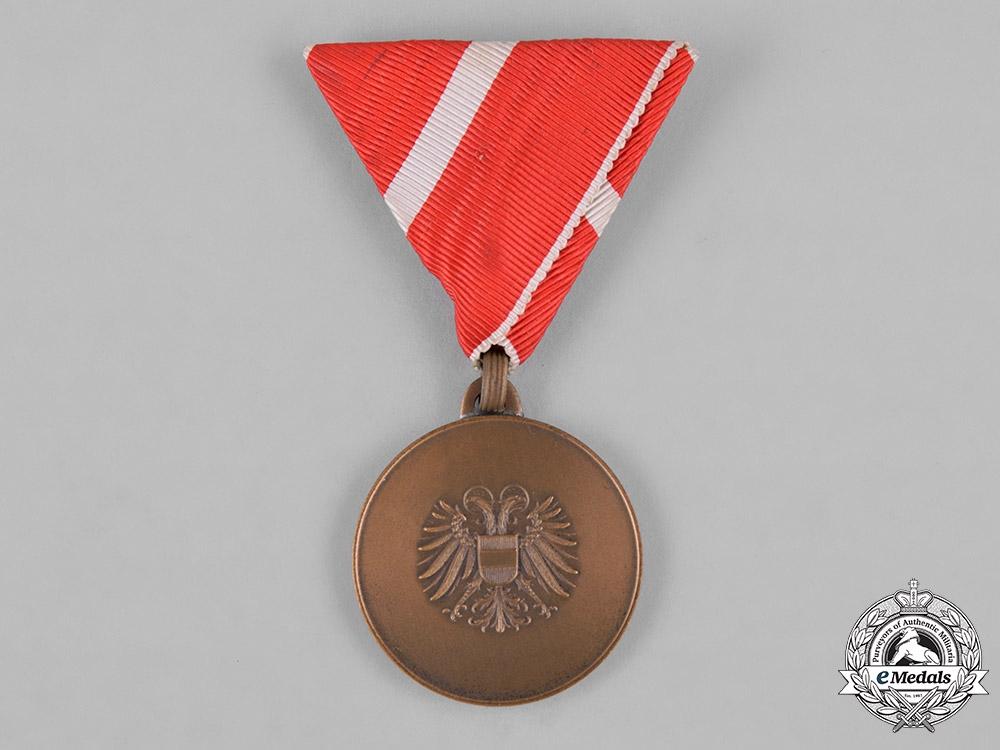 eMedals-Austria, Republic. A Merit Order, Medal of Merit, Bronze Grade, c.1935
