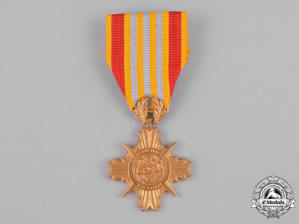 eMedals-Vietnam, Republic. An Armed Forces Honour Medal of Merit, I Class for Officers, c.1960
