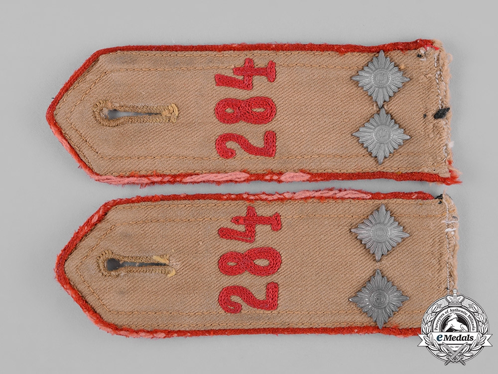 eMedals-Germany, HJ. A Pair of HJ Oberbann Shoulder Straps