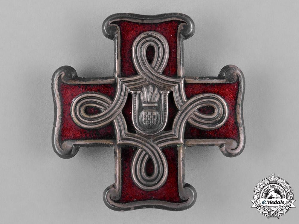 eMedals-Croatia, Republic. An Order of Merit, II Class for Christians, c.1943
