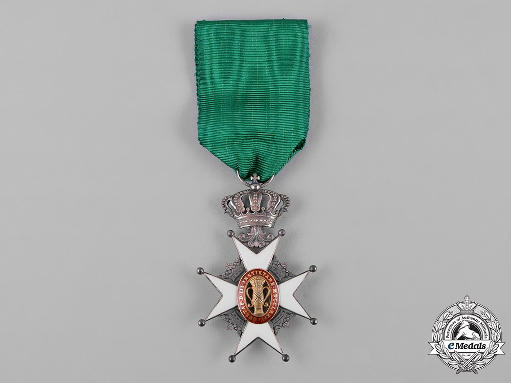 eMedals-Sweden, Kingdom. An Order of Vasa, II Class Knight, c.1910