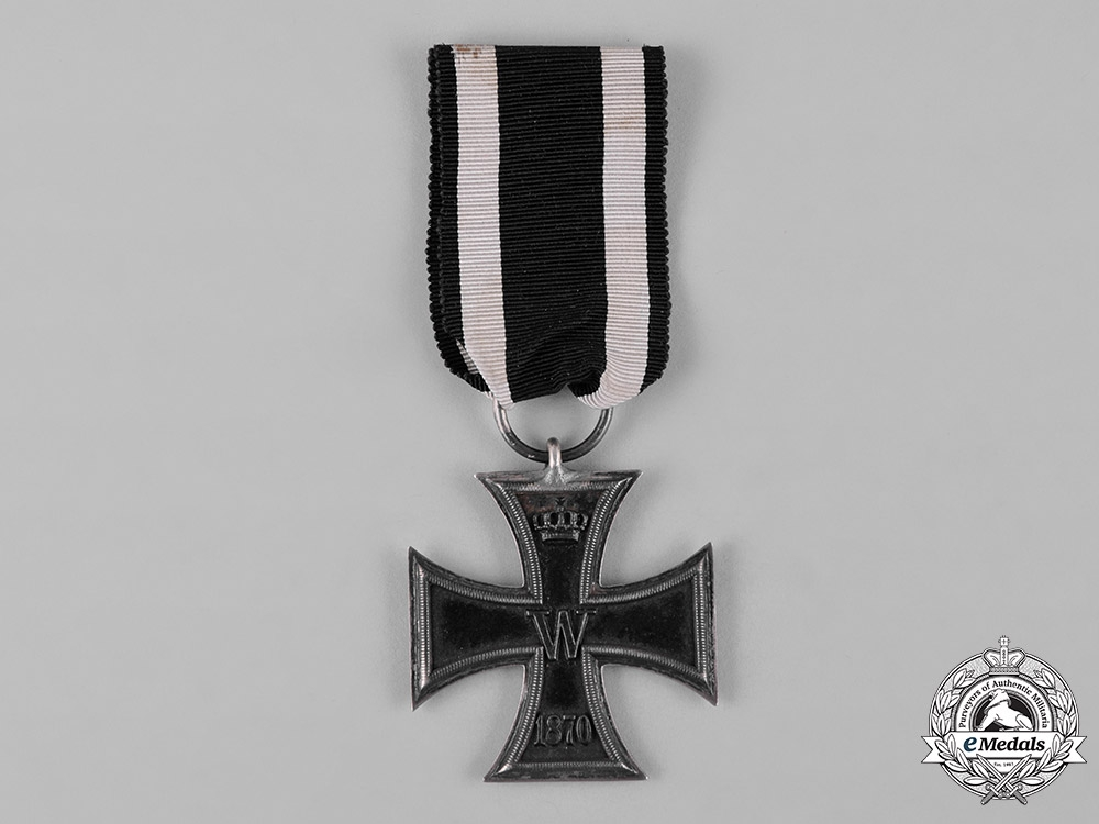 eMedals-Germany, Imperial. An 1870 Iron Cross II Class