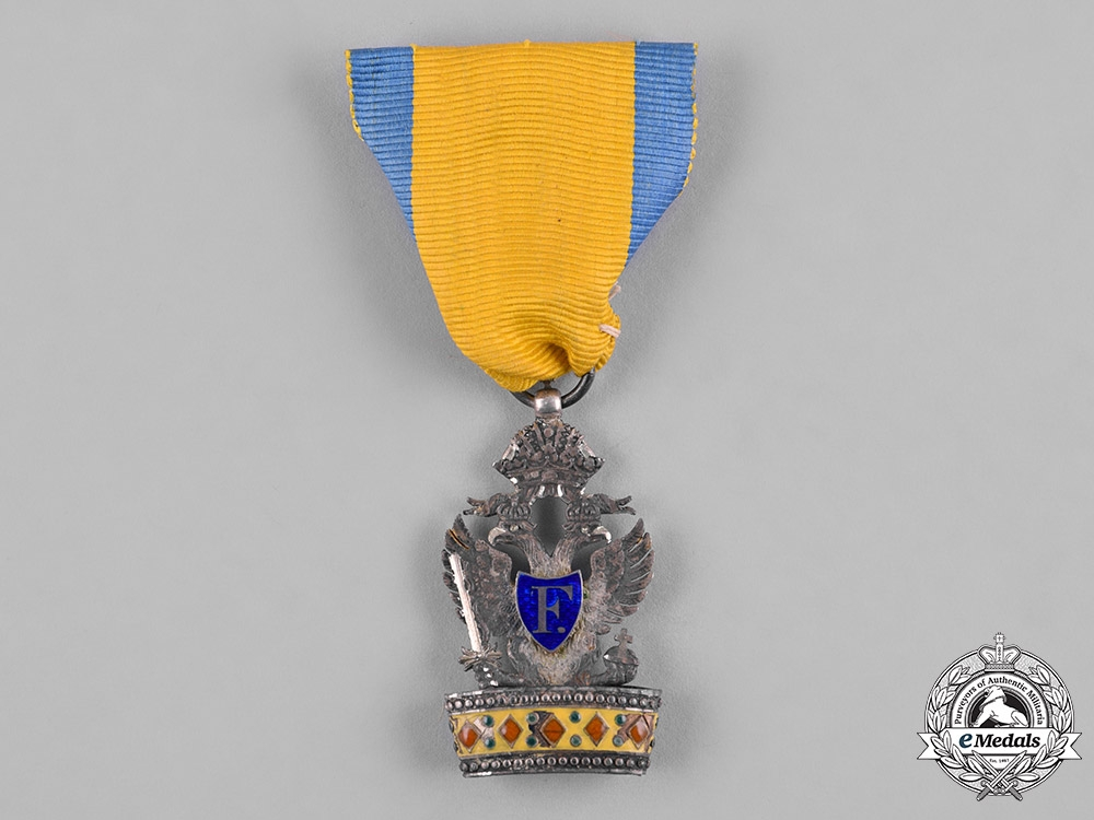 eMedals-Austria, Imperial. An Order of the Iron Crown, III Class Knight, c.1816